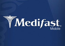 Medifast Mobile Food Tracking Application