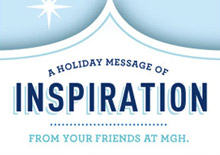 MGH 2011 Holiday Landing Page